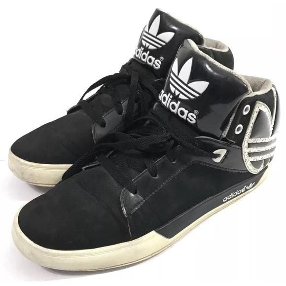 hermosa Descubrimiento chico  adidas Shoes | Adidas Big Trefoil Logo Lace Up Sneaker Shoe Men 8 | Poshmark